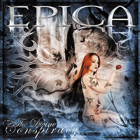 √The Divine Conspiracy von Epica - 1CD jetzt im Epica Shop