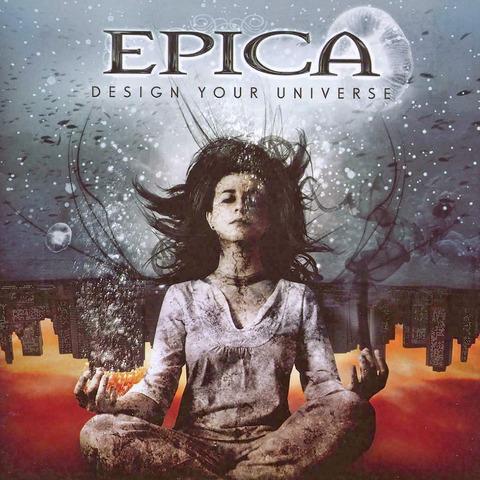 √Design Your Universe von Epica - 1CD jetzt im Epica Shop