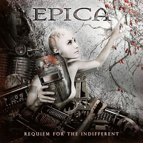 √Requiem For The Indifferent von Epica - 1CD jetzt im Epica Shop