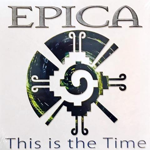 √This Is The Time von Epica - Vinyl Single jetzt im Epica Shop