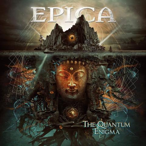 √The Quantum Enigma von Epica - 1CD jetzt im Epica Shop
