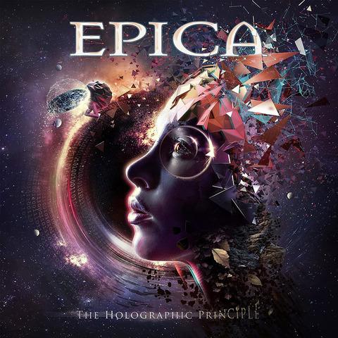 √The Holographic Principle - Incl. 5 Bonus Track CD von Epica - 2CD jetzt im Epica Shop