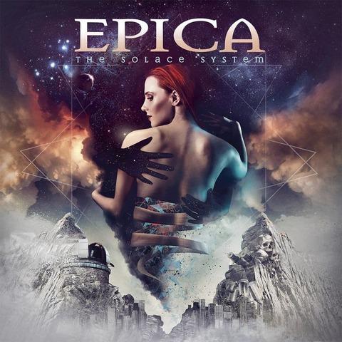 √The Solace System von Epica - CD jetzt im Epica Shop