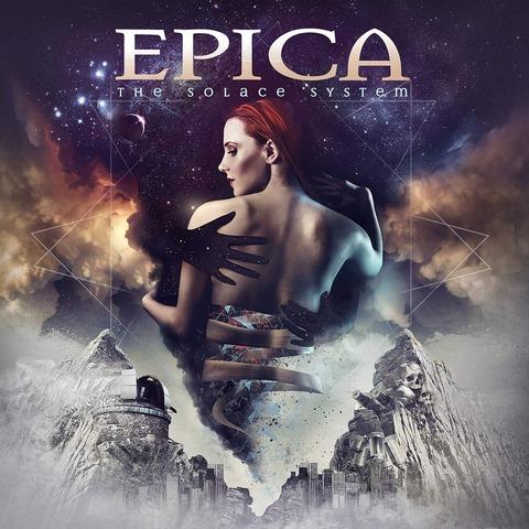 √The Solace System - EP von Epica - 1CD jetzt im Epica Shop