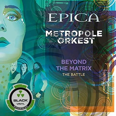 √Beyond The Matrix - The Battle von Epica - vinyl jetzt im Epica Shop