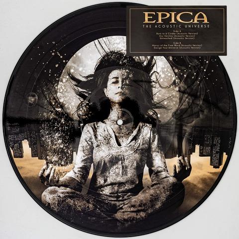 √The Acoustic Universe - Picture Single von Epica -  jetzt im Epica Shop