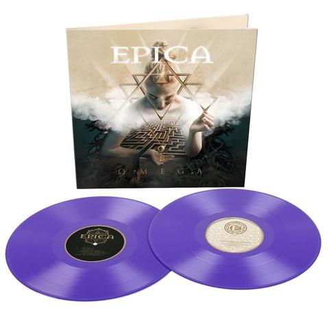 √Omega (Ltd. Purple Vinyl) von Epica - 2LP jetzt im Epica Shop