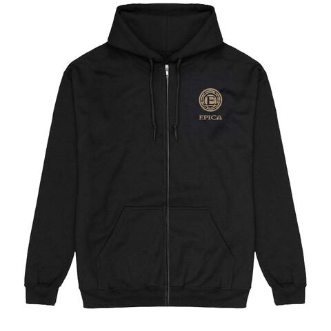 √Save Our Souls von Epica - Hooded jacket jetzt im Epica Shop