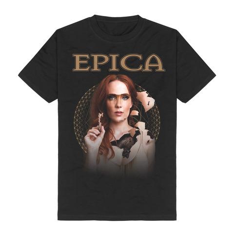 √Skull Key von Epica - t-shirt jetzt im Epica Shop