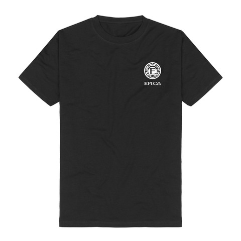 √Flower Logo von Epica - t-shirt jetzt im Epica Shop