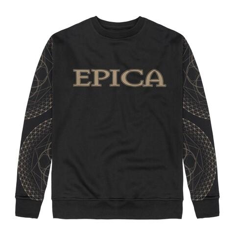√All Over Sleeves von Epica - Crewneck Sweater jetzt im Epica Shop