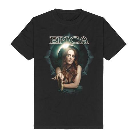 √Eclipse von Epica - T-Shirt jetzt im Epica Shop