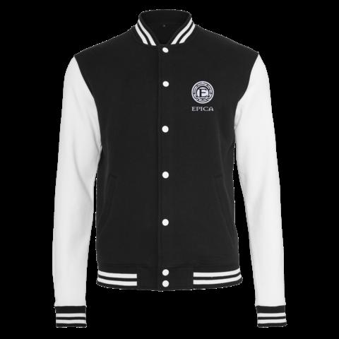 √Epica Logo von Epica - College Jacket jetzt im Epica Shop