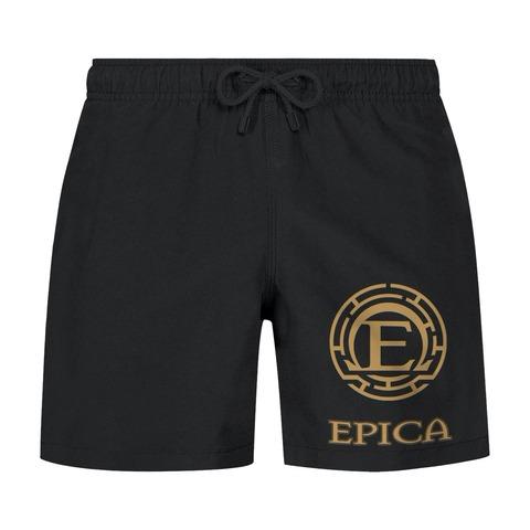 √Epica Logo von Epica - Swim Shorts jetzt im Epica Shop