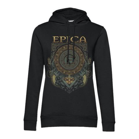 √Centered von Epica - Girlie hooded sweater jetzt im Epica Shop