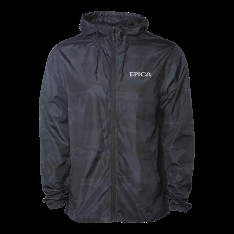 √Epica Logo von Epica - Windbreaker jetzt im Epica Shop