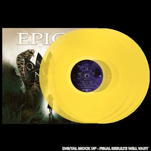 Omega Alive (Ltd 3LP Sun Yellow) by Epica - 3LP - shop now at Epica store